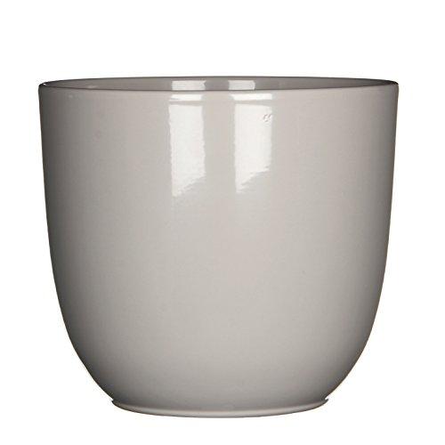 Mica Decorations 1011056 Tusca Pot Ronde Beige - H28,5xd31cm