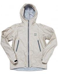 66North Iceland–Chaqueta skàla Fell Jacket, color Soft Grey, tamaño S