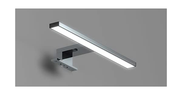 Bathroom led mirror lamp bath light applique fortuna cm