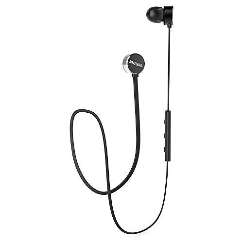 Philips UN102BK/00 - Ecouteurs Bluetooth avec isolation du bruit - Noir