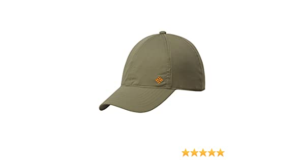 0c0d32eb2b4aa Columbia Men's Coolhead UPF 50 Ballcap III, Cypress, One-Size:  Amazon.co.uk: Sports & Outdoors