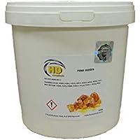 Nuggets de resina de pino de 500 g para electrónica SMD Solder Flux Colophony