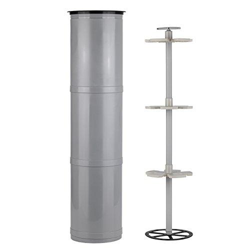 Flaschenkühler outdoor für Garten und Terrasse, Erdloch-Bier-Kühler, versenkbarer Getränkekühler ( einfach einbuddeln und immer kühle Getränke parat haben ) - 2
