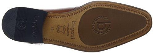 bugatti 311156011100 Herren Derby Braun (cognac 6300)
