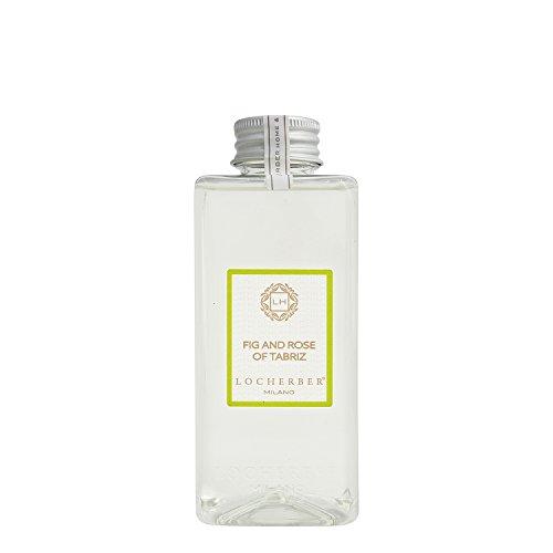 Locherber ricarica diffusore d'ambiente fragranza fico e rose di tabriz 250 ml