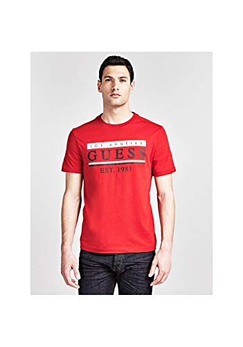 Zoom IMG-1 guess t shirt uomo m