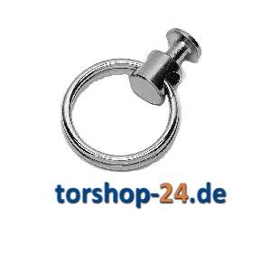 Preisvergleich Produktbild Hörmann Schlüsselring für Handsender 40, 868 , 26,975 MHz HSM HSE