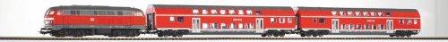 Piko 57150 - H0 Start-Set Doppelstockzug DB Regio Epoche VI