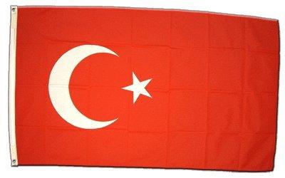 XXL Flagge Fahne Türkei 150 x 250 cm