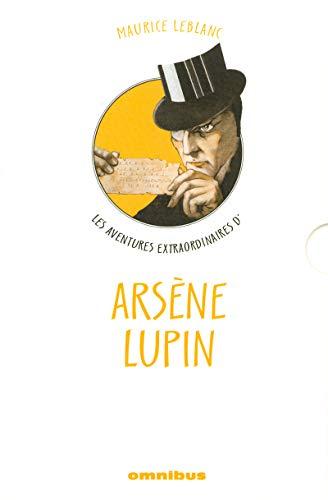 Coffret Les Aventures d'Arsène Lupin