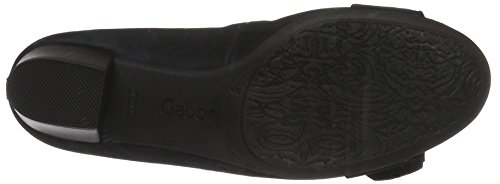Gabor Damen Comfort 62.144 Pumps Blau (nightblue 46)