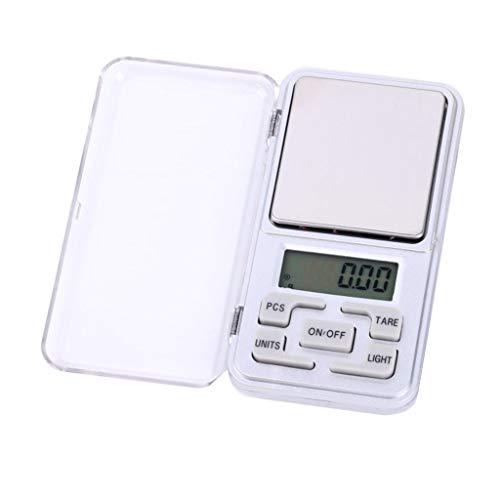 Tianya 0,1/0,01 Gramm Präzision Schmuck Elektronische Digitalwaage Gewicht Taschenwaage 200g/500g/1000g