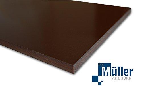 Preisvergleich Produktbild Pertinax RI 40000 (Hartpapier - 500 x 500 x 1 mm) PF CP 201 HP 2061