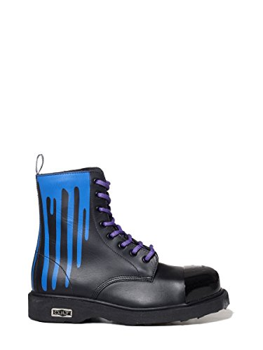 Cult Anfibio Bolt Mid 1852 MainApps BLK/BLUE-PURP. LACE