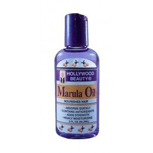 Hollywood Beauty - Hollywood Beauty Marula Oil Nourishes Hair 59.2 - Volume : 60 ml.