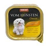 Animonda vom Feinsten Classic Geflügel & Kalb 150 g , Futter, Tierfutter, Nassfutter für Katzen