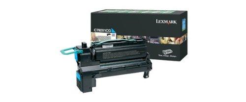 Preisvergleich Produktbild Lexmark C792X1CG C792 Tonerkartusche Standardkapazität 20.000 Seiten 1er-Pack return program, cyan