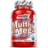 AMIX - Complejo Vitamínico - Multi Mega Stack con Vitaminas y ...