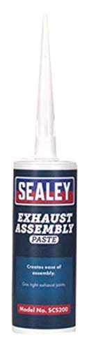 SEALEY SCS200Auspuff Montage Paste 150ml-Mehrfarbig