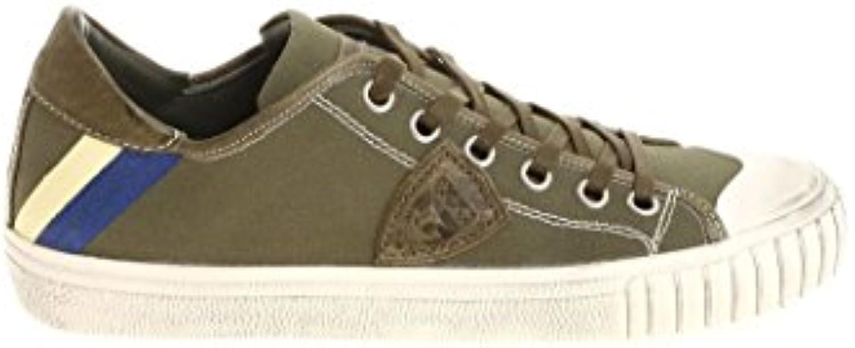 Philippe Model Herren GRLUBC06 Grün Sneakers  Billig und erschwinglich Im Verkauf