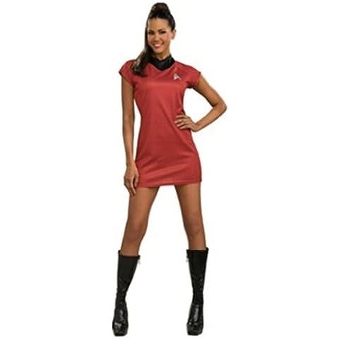 Rubbies - Disfraz de treky para mujer, talla XS (UK 8 - 10) (889124XS)