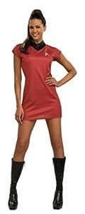 Rubbies - Disfraz de treky para mujer, talla XS (UK 8-10) (889124XS)