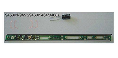 Fleischmann 945301 LED-Innenbeleuchtung Ersatz für 9453, 9460, 9464, 9468 -