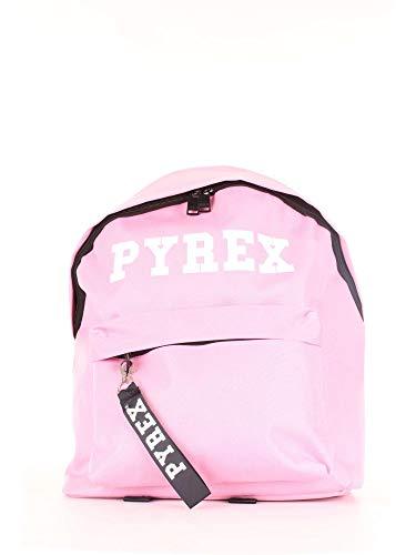 Pyrex zaino tessuto, logo grande, py7014g, 32x42x18 cm