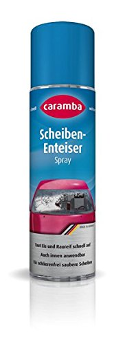 15x Caramba Scheiben Enteiser Scheibenenteiser Spray Sprühdose 500ml (4,29Euro/l)