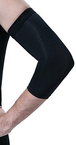 Ellenbogen-Bandage-Höchste Kupfer infundiert Inhalt Ellenbogen-Bandage, Elastic Kupfer Pflege Kompression Passform-Stop Leiden von Tennis Elbow, Sehnenentzündung, Golfer Ellenbogen, gemeinsame pain- von Get 7Lösungen -