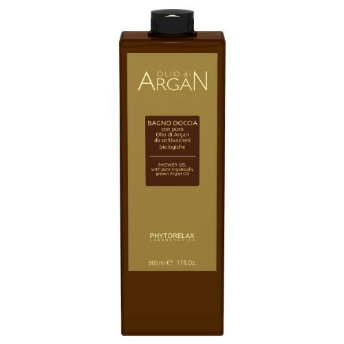 Phytorelax Shower Gel With Argan Oil 16.9 Fl. Oz. From Italy by Harbor