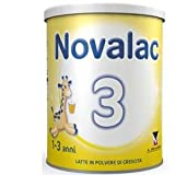 Novalac 3 1-3 Anni 800Gr