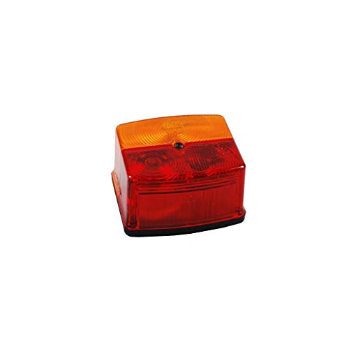 Color Amarillo Intermitente Trasero de Caravana Jokon 140//175