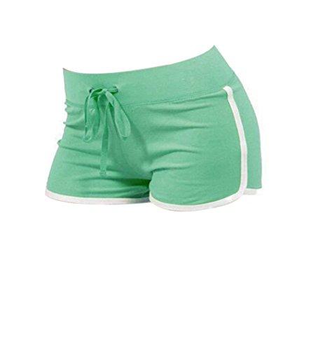 Westeng - Short de sport - Femme Vert