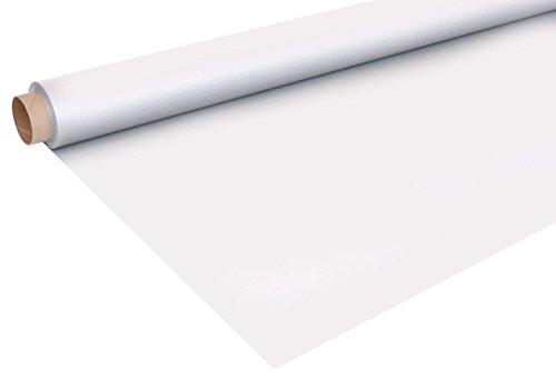 BRESSER 93 Fond de Studio en Papier 1,35x11m blanc arctique