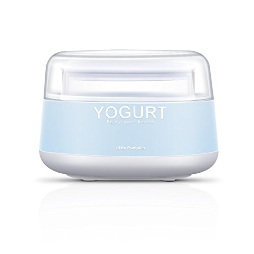 AWLLY Mini Joghurt Maker Vollautomatisch Tragbar Joghurtmaschine Mit USB-Stecker Zum Büro Oder Zuhause 125Ml