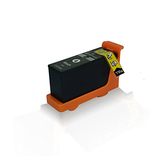 kompatible Tintenpatrone für Dell P 513w P513 w P 713w P713 w Dell V310 Series V 313 V313 w V 510 V510 Series - Schwarz Y498D Black Noir (Dell-tinte Original)