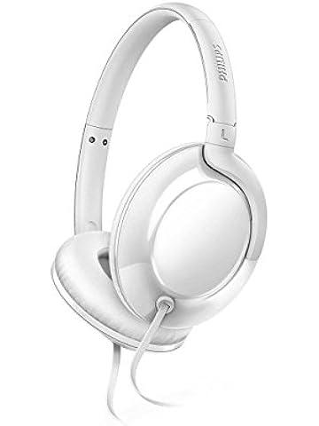 Philips White Over Ear Headphones SHL4600WT