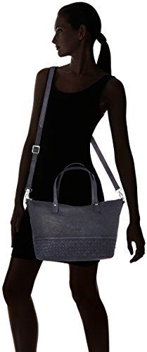 GERRY WEBER - Salamanca Handbag Mhz, borsetta tipo pochette Donna Blu (Blu scuro e)