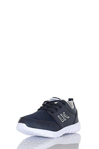 Lumberjack Mosh 004 T05 Sneakers Bambino Blu