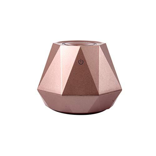 VNEIRW Auto Lufterfrischer Aroma Diffusor Aromatherapie, Raumduft 180 ML - Diamant-Form Design Ultraschall Vernebler Humidifier, Natürlich, Langanhaltend, Frisch (Kaffee)