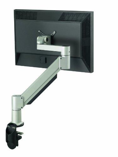 Vogel's PFD8543 Support de bureau pour Moniteur en Plastique et Aluminium Argent/Noir
