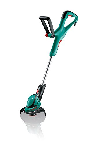 Bosch Home and Garden 06008A5800 ART 24 Cortabordes, 400 W, Negro, Verde, Acero inoxidable, 24 cm