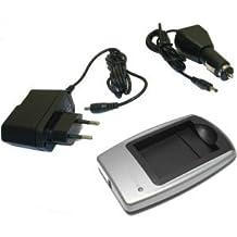 Ladegerät für Medion Life MD-41856 MD-88188 2 Akkus MD-85733 MD-85146