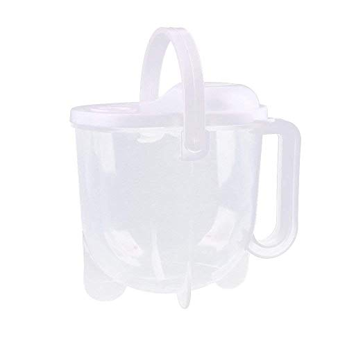 YOSPOSS Schnelle Reis Waschmaschine, ky5412-y245Kunststoff Waschen Reis Sieb von, Küche Kochen Tools, Haushalt Schnell Reinigung Maschine