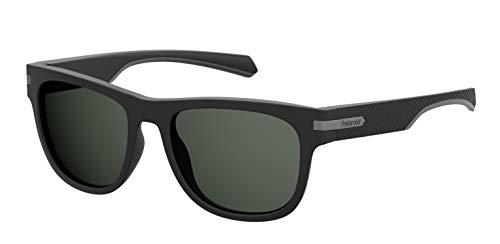 Polaroid pld 2065/s occhiali da sole, mtt black, 54 uomo