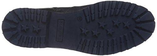 Tamaris Damen 25425 Chelsea Boots Blau (Navy 805)