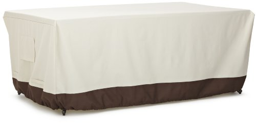 AmazonBasics Housse de protection pour table 180 cm