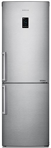 Samsung RB29FEJNBSA/EF Kühl-Gefrier-Kombination / A+++ / 168 kWh/Jahr / 173 L Kühlteil / Edelstahl Look (Metal graphic) / 98 L Gefrierteil / No Frost