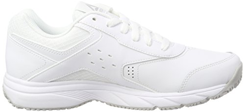 Reebok Herren Work N Cushion 3.0 Laufschuhe Elfenbein (Whitesteel 0)